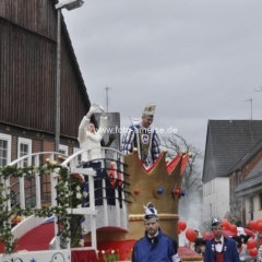 Karnevalumzug Ovenhausen