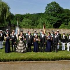Schützenfest in Marienmünster(Abtei)