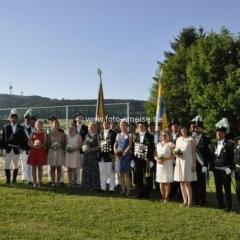 Schützenfest Montag in Bödexen