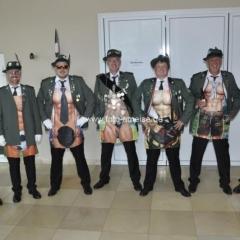 Schützenfest Pfingstmontag in Brenkhausen