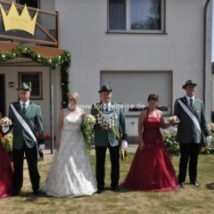 Stadtschützenfest in Hohehaus